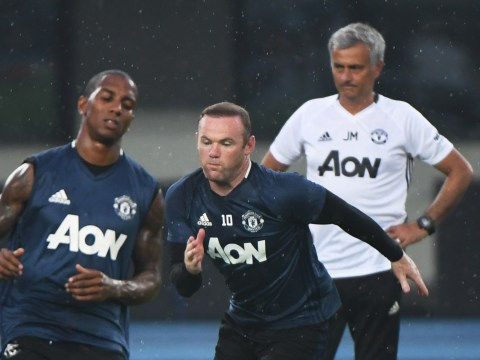 Jose Mourinho makes Manchester United players train straight after 11-hour flight from China