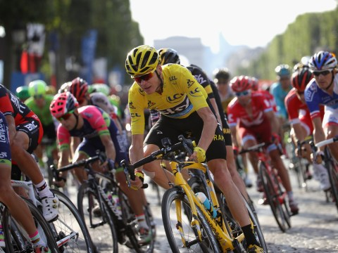 Chris Froome wins Tour de France 2016 to claim third career victory