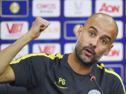 Manchester City manager Pep Guardiola confirms interest in Leroy Sane and John Stones
