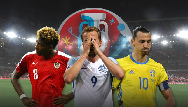 Euro 2016 flops Credit: Getty Images/Metro