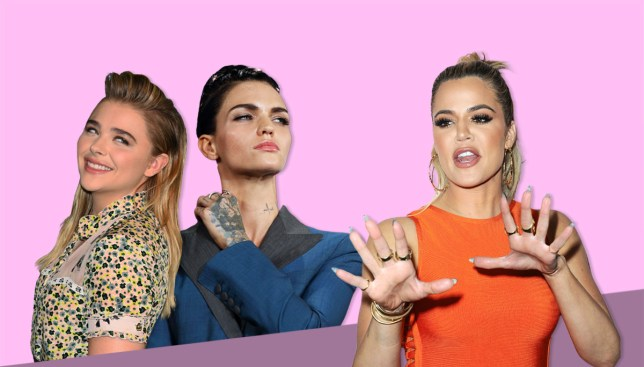 Ruby Rose defends Chloe Moretz after Khloe Kardashian calls actress out for slamming her sister