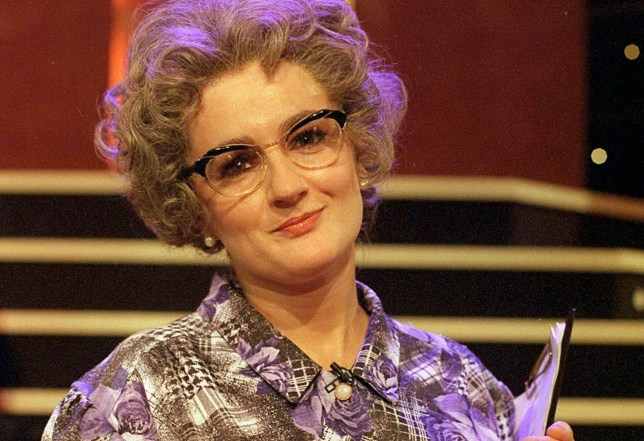Caroline Aherne rose to fame in The Mrs Merton Show (Picture: ITV/REX/Shutterstock)