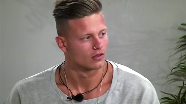 Alex Bowen listens to Adam Jukes' apology on ITV reality show 'Love Island'. Broadcast on ITV2 HD. Featuring: Alex Bowen Where: Spain When: 03 Jul 2016 Credit: Supplied by WENN **WENN does not claim any ownership including but not limited to Copyright, License in attached material. Fees charged by WENN are for WENN's services only, do not, nor are they intended to, convey to the user any ownership of Copyright, License in material. By publishing this material you expressly agree to indemnify, to hold WENN, its directors, shareholders, employees harmless from any loss, claims, damages, demands, expenses (including legal fees), any causes of action, allegation against WENN arising out of, connected in any way with publication of the material.**