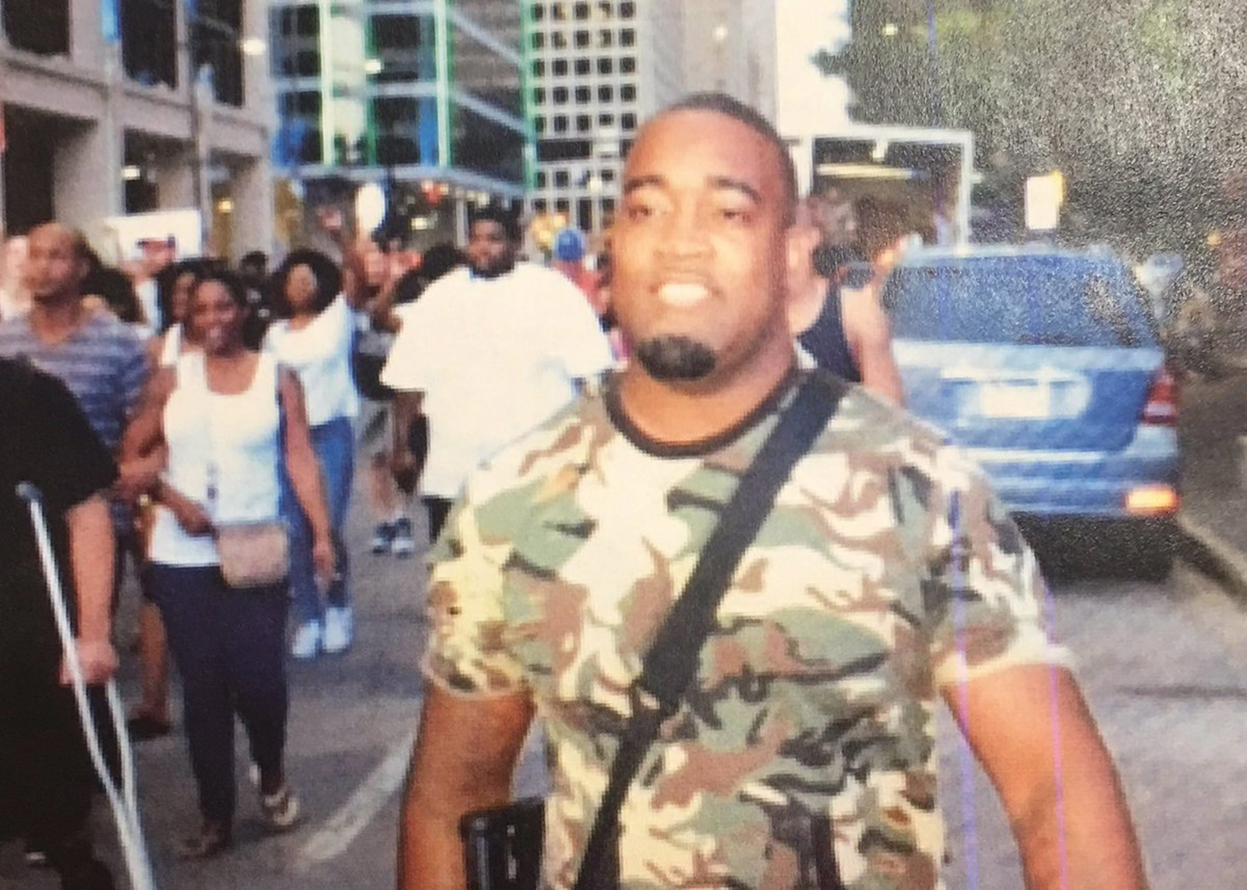 Dallas police shooting: Man wrongly accused of being suspect receives death threats