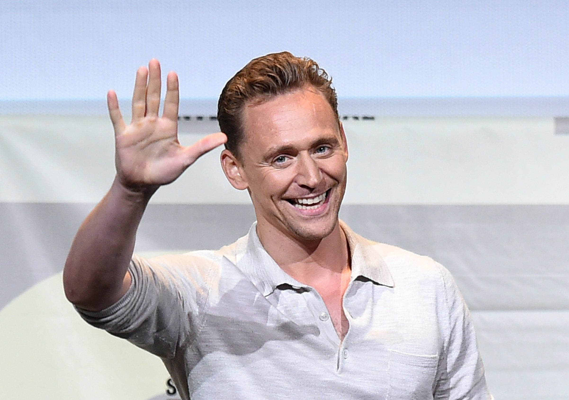 Did Mark Gatiss just drop a huge hint that Tom Hiddleston is going to be in Sherlock series 4?
