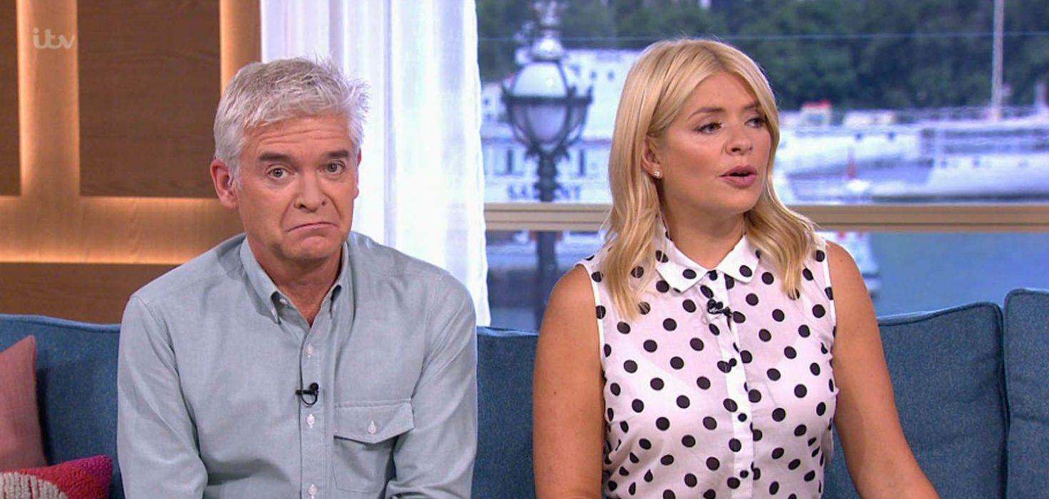 Did This Morning's Phillip Schofield just confirm the Taylor Swift and Tom Hiddleston music video theory?