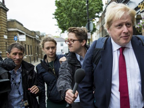 Here's what Boris has to say about Gove's 'betrayal'
