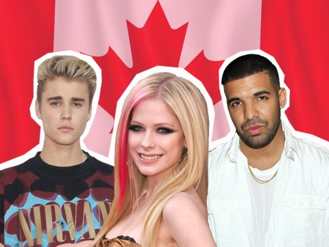 Happy Canada Day! Here's a definitive ranking of Canada's musical exports
