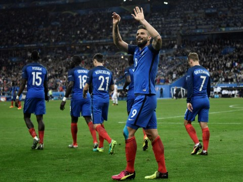 France 5 Iceland 2: Didier Deschamps' men embarrass England by thumping minnows