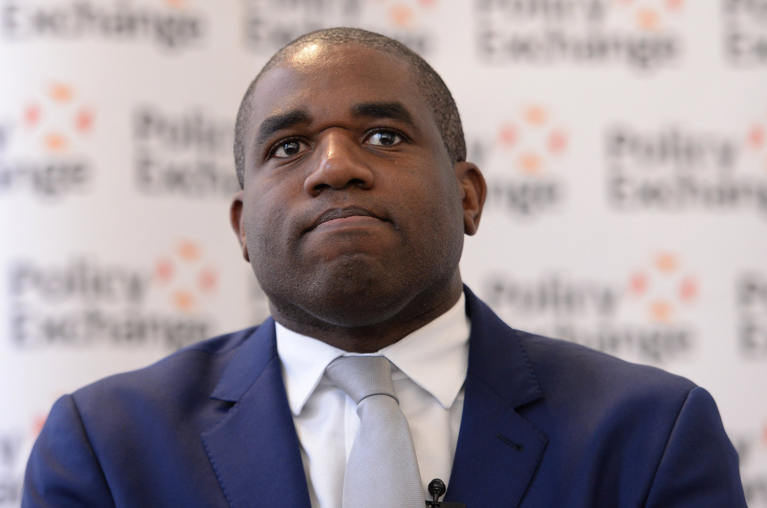 """File photo dated 03/03/15 of David Lammy, as the Labour MP has been subjected to a """"barrage"""" of racist and threatening messages after calling for Parliament to vote against Brexit in the wake of the EU referendum. PRESS ASSOCIATION Photo. Issue date: Monday July 4, 2016. The Remain backer and his staff were targeted after he called for a rethink on the referendum result. See PA story POLITICS Racism. Photo credit should read: Stefan Rousseau/PA Wire"""
