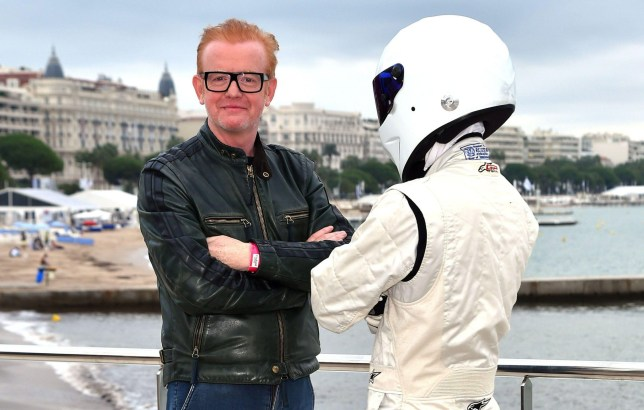 Mandatory Credit: Photo by BEBERT BRUNO/SIPA/REX/Shutterstock (5225134p)nChris Evans poses for a photocall to present the new series of 'Top Gear'nMIPCOM, Cannes, France - 06 Oct 2015nn