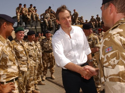 Thousands sign Tony Blair petition after Chilcot report