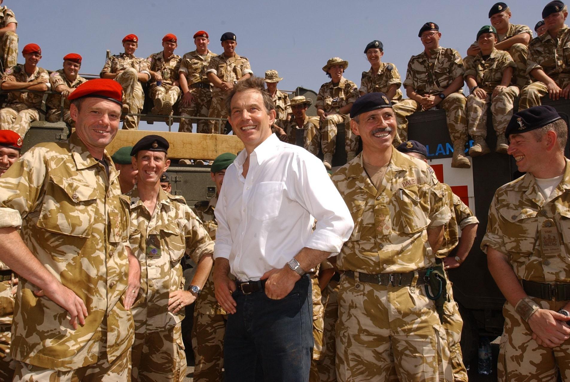 Chilcot report: Tony Blair rushed 'ill-prepared' troops into Iraq War