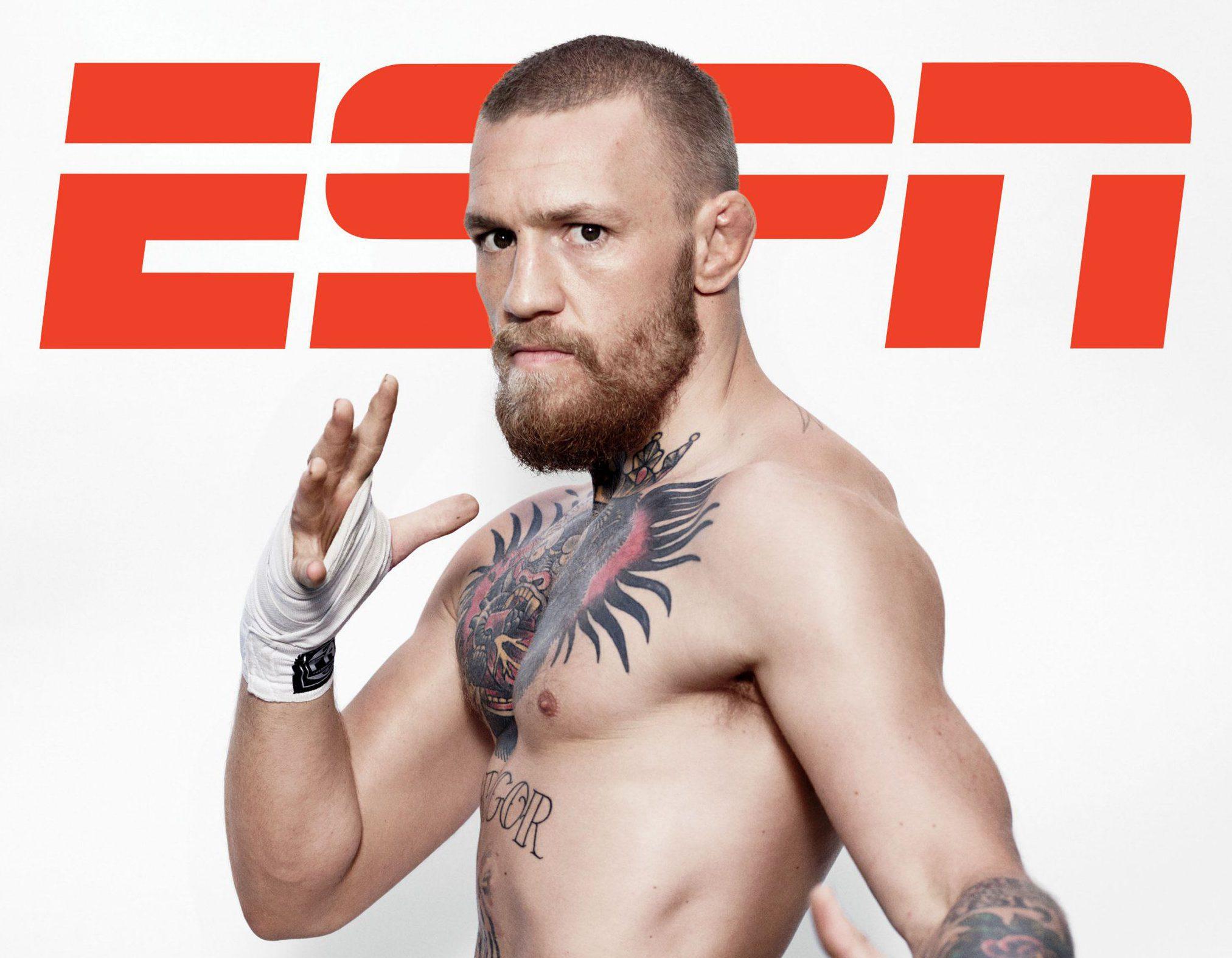 ESPN BODY ISSUE Conor McGregor.jpg CREDIT MARK SELIGER