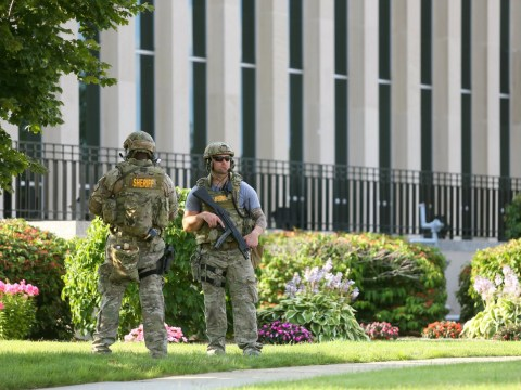 Mass shootings in the US have killed 10 people in the last week