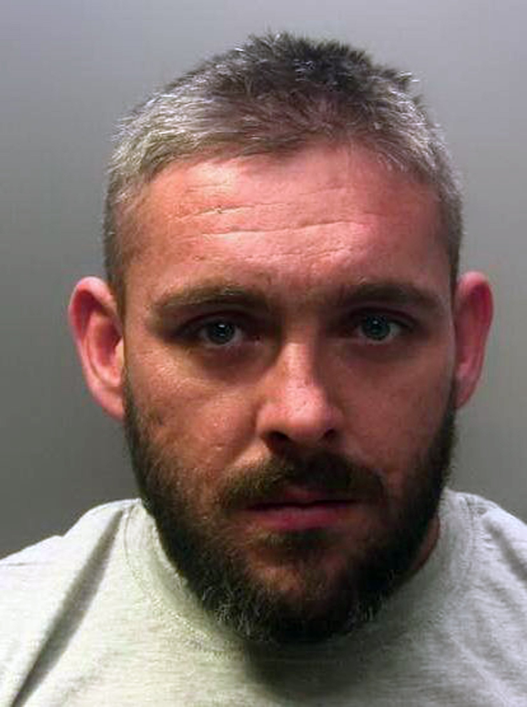 Jamie Richardson who was sentenced at Cardiff Crown Court to 22 months imprisonment for wounding. A football fan savagely bit off a part of his friend¿s ear in a fight outside a club after his team had lost, a court has heard.nJamie Richardson, 31, was sentenced atCardiff Crown Courton Tuesday after pleading guilty to a charge of wounding.nChelsea fan Richardson was drinking at the Columba Club, inNewport, on October 3, to watch his team face Southampton in a Premiership clash.nThe Blues went on to lose to the Saints by three goals to one.nRichardson, who was wearing a Chelsea shirt at the time of the offence, was described by prosecutor Nigel Fryer as being ¿inebriated¿ and being a ¿thorough nuisance¿.nVictim Richard Avery, an acquaintance of Richardson¿s, was also drinking in the club and described the defendant as being ¿a bit off¿ with him.nMr Avery suggested to Richardson to go outside and calm down and followed him outside.nWhat ensued was a fight between Richardson and Mr Avery in which Richardson had the upper hand. The fight was caught on CCTV and was shown to the court.nMr Fryer said: ¿Both of them were sparring like boxers.n¿Mr Richardson was on top and that¿s when the bite takes place to the ear.n¿You can clearly see Mr Avery holding his ear on the CCTV footage.¿