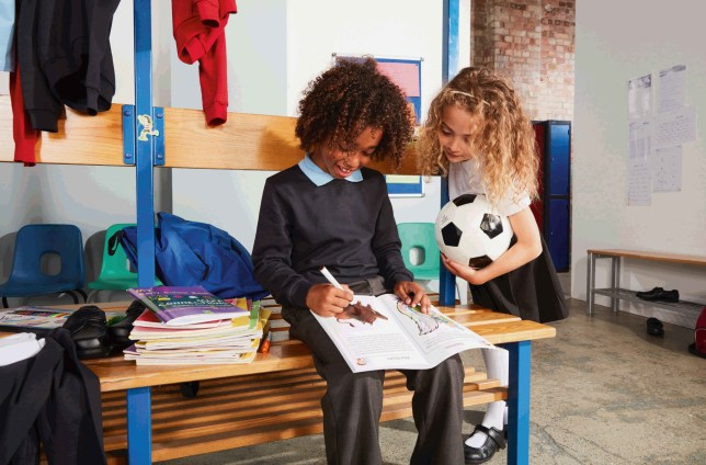 Lidl school uniform range available in stores from Thursday 21st July hand out image