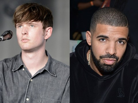 James Blake is seriously regretting turning down a Drake collaboration