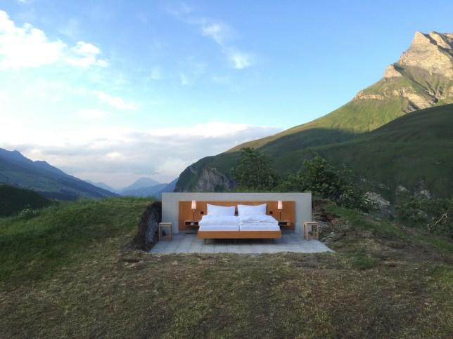 Fancy a night in Switzerland's new 'concept' hotel? Null Stern Hotel_Land version.JPG