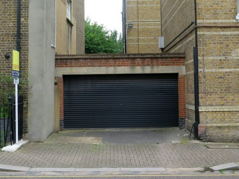 This garage could be yours for £525,000