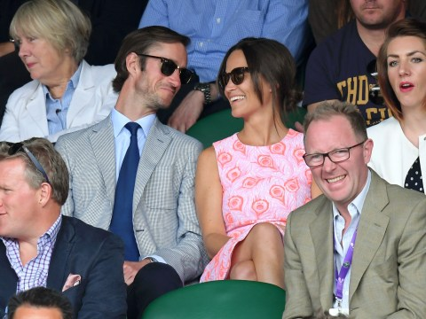 Pippa Middleton is engaged to James Matthews, according to reports