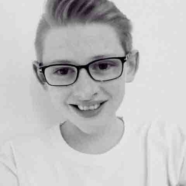 A schoolboy was told he would be stabbed weeks before he took his own life, an inquest heard. nAfter a disagreement with a friend, another boy threatened Harry Gray telling him he ¿would arrange to get him stabbed¿. nAn inquest at Teesside Coroner¿s Court today was told that ¿gentle, caring¿ Harry, 15, was also upset after struggling in art and English lessons at Northfield School in Billingham. nHarry¿s death in April rocked the Billingham community, with hundreds of friends and family taking part in a balloon release in his memory and dozens of bikers providing a fitting tribute to him at his funeral. nnNews. Billingham Family's tribute to teenage son who died a short time ago. Harry Gray was 15 when he died. Mams favourite pic. of Harry.