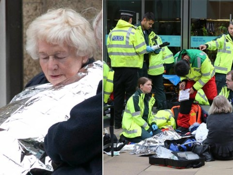 Elderly woman spared jail following crash that left six seriously injured