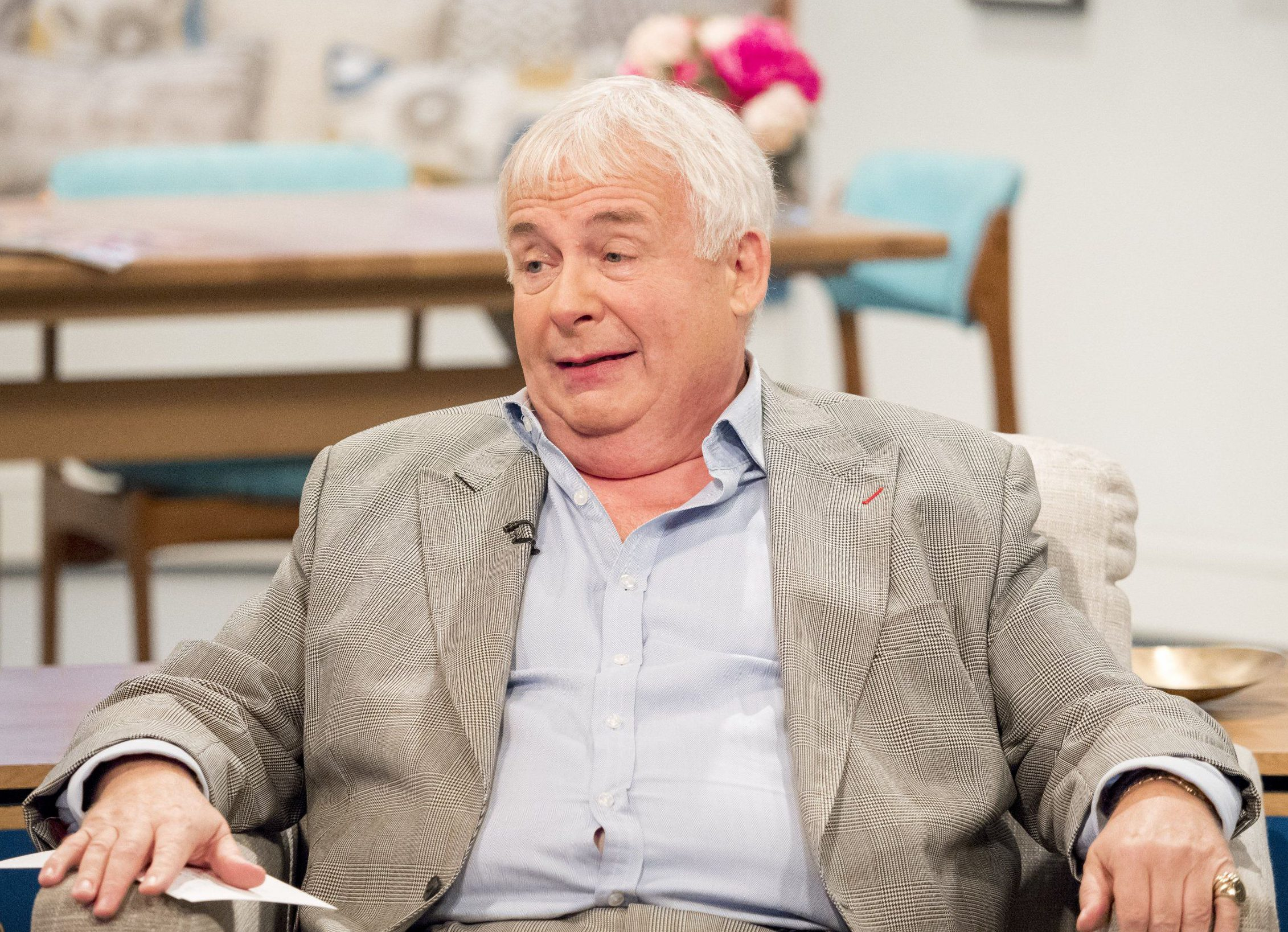 Cilla Black's pal Christopher Biggins isn't too keen on the Blind Date reboot