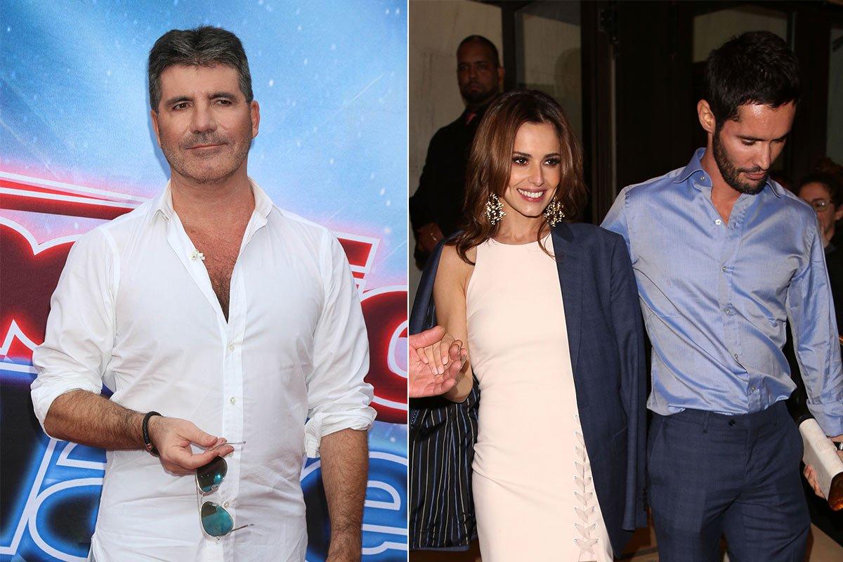 Cheryl's ex Jean-Bernard Fernandez-Versini denies making 'throat-slitting gesture' at Simon Cowell during X Factor filming