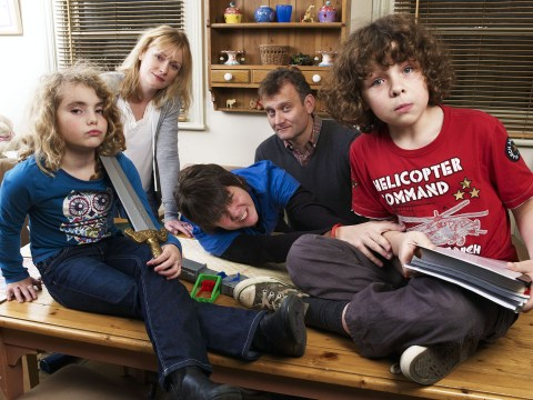 We really mean this – you won't believe what the kids from Outnumbered look like now