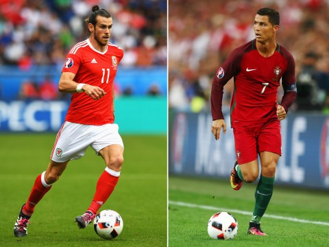Portugal v Wales: Live updates and pictures as Gareth Bale and Cristiano Ronaldo clash in Euro 2016 semi-final