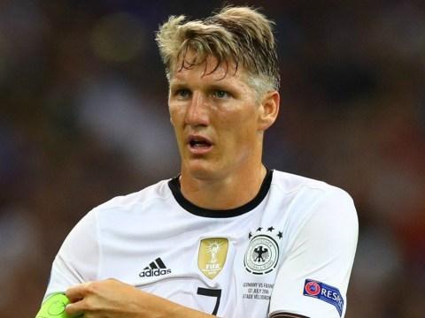 Manchester United star Bastian Schweinsteiger sends message to Germany fans following Euro 2016 heartbreak