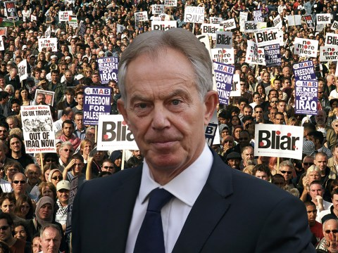 Chilcot report: Emotional Tony Blair describes 'hardest decision of my years as PM'