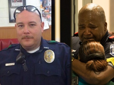 Dallas police shooting: Officers killed in the line of duty named