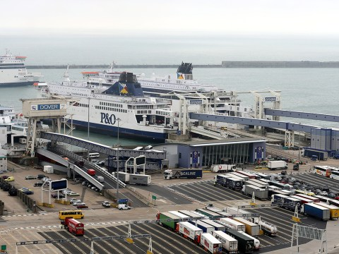 Nice attack terror fears leave travellers in 12-hour Dover traffic