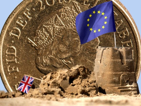 Brexit triggers fastest economy slump since recession
