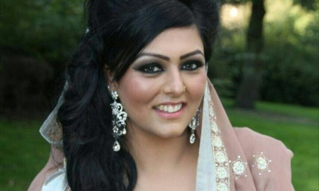 Beauty therapist Samia Shahid, 28, who died while visiting family in Pandori, Pakistan Wife killed by her family in Pakistan, says husband.