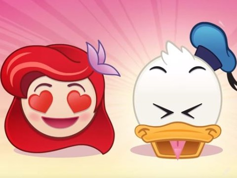 Disney has launched an EPIC range of emojis to help you up your text game