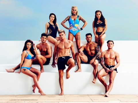 'Explosive' Ex On The Beach cast admit they threw KNIVES at each other