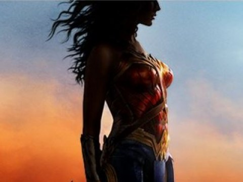 Gal Gadot shares first Wonder Woman poster and she looks wonderful