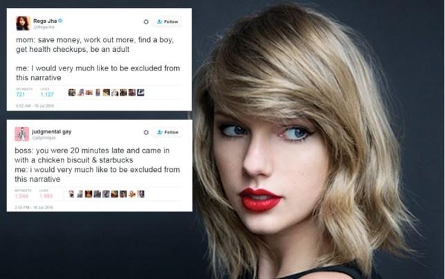 Getty Taylor Swift
