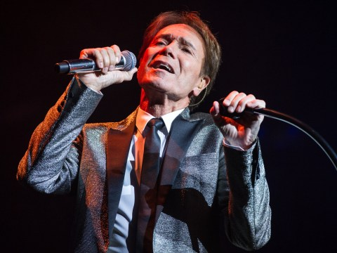 Sir Cliff Richard is 'planning on making a comeback with a rock and roll album'