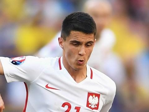 Leicester City make transfer bid for Bartosz Kaputska amid Riyad Mahrez Arsenal talk