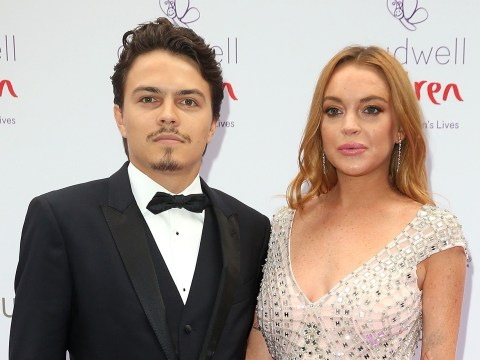 Lindsay Lohan dumps 'abusive' fiance after violent pictures emerge of him assaulting her