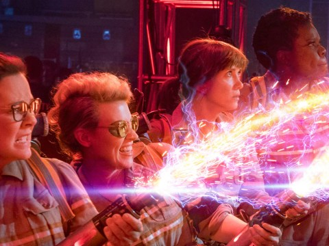 Ghostbusters fanboys are not happy about the positive reviews the film is getting