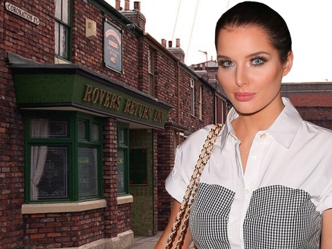 Helen Flanagan could be returning to Coronation Street for a 'few episodes' as Rosie Webster