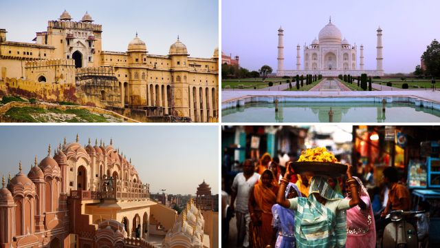 10 amazing places to see in India's Golden Triangle