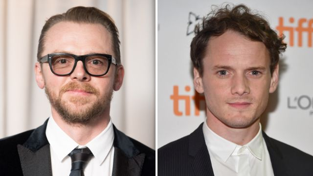 Simon Pegg speaks out about death of Anton Yelchin: 'He should still be here'