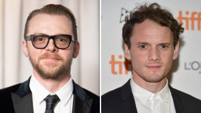 Simon Pegg has spoken about the death of Anton Yelchin (Pictures: Getty)
