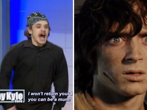 Someone on The Jeremy Kyle Show was called FRODO and viewers weren't having it